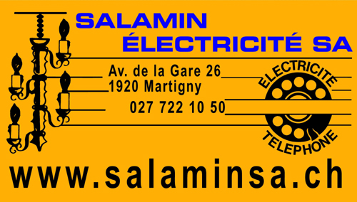 Bild Salamin Electricité SA