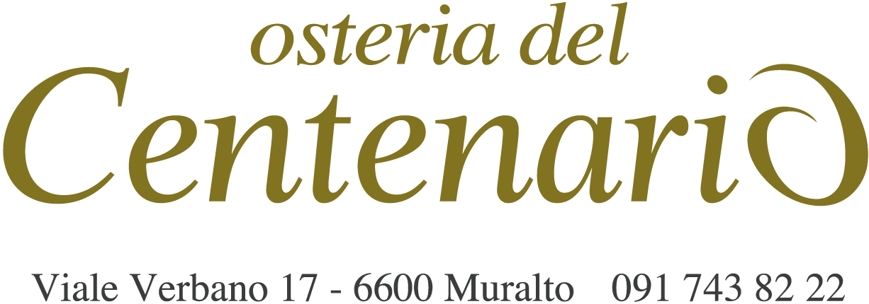Osteria del Centenario