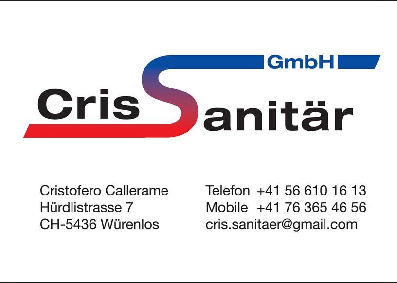 Bild Cris Sanitär GmbH