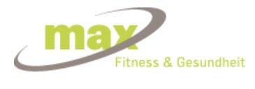 Max Fitness & Gesundheit