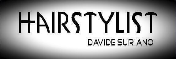 Hairstylist Davide Suriano