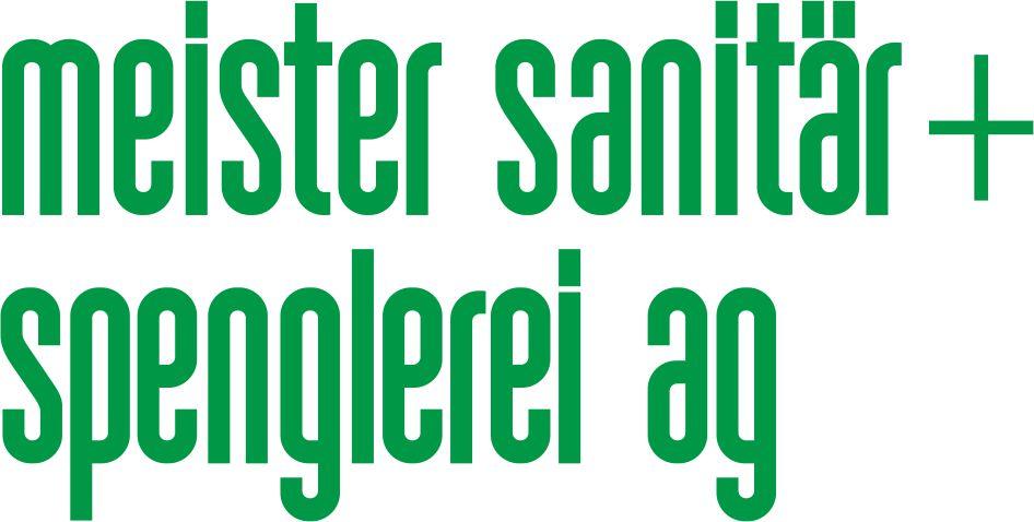 Meister Sanitär + Spenglerei AG