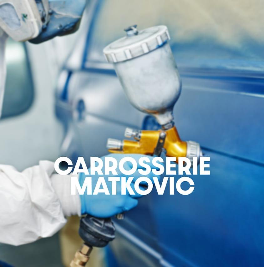 Carosserie und Autospritzwerk Ivo Matkovic