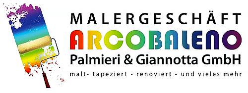 Bild Malergeschäft Arcobaleno Palmieri + Giannotta GmbH