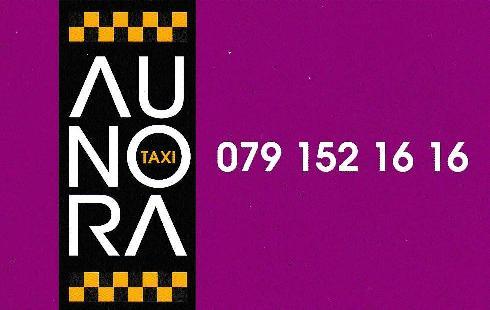 AUNORA Taxi Sàrl