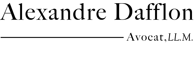 Étude Alexandre Dafflon