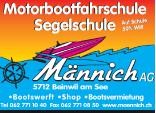 Bootswerft Männich AG