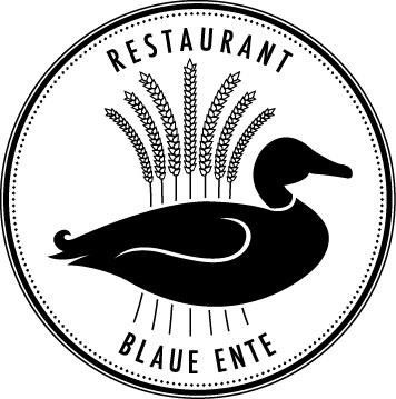 Blaue Ente