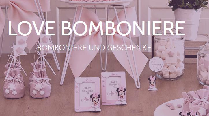 Love Bomboniere