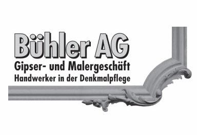 Bühler AG Gipser- und Malergeschäft