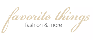Favorite Things fashion and more