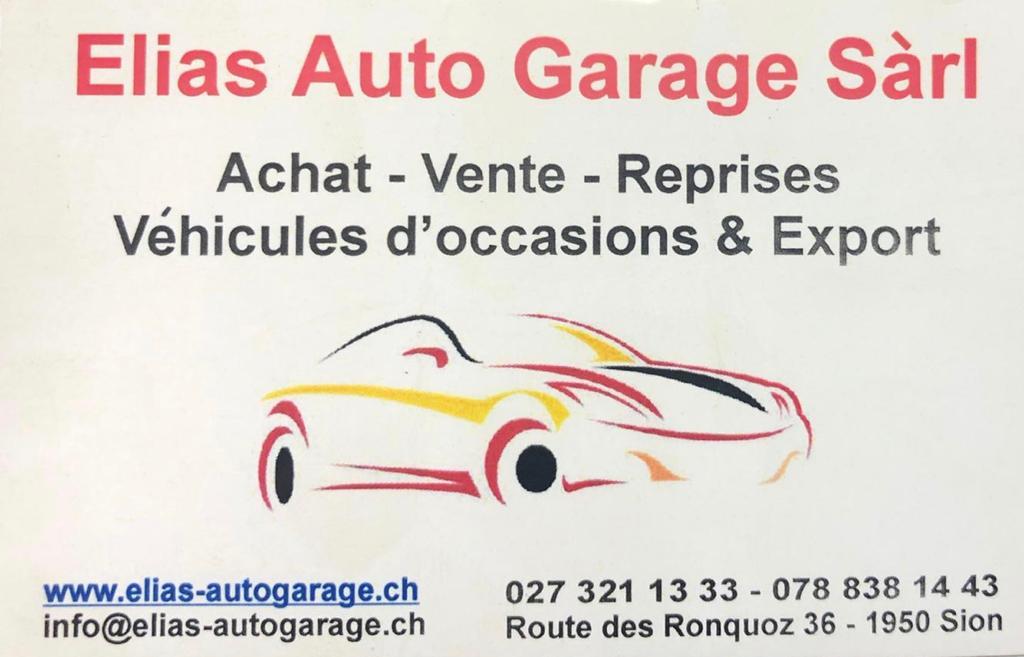 Elias Auto Garage Sàrl