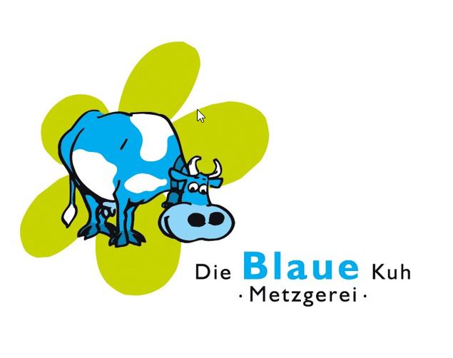 Die Blaue Kuh