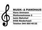 Musik & Pianohaus H. Ammann