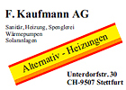 F. Kaufmann AG