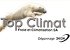 Top Climat Froid et Climatisation SA