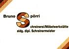 Bruno Spörri Schreinerei GmbH