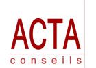 ACTA Conseils Sàrl