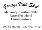 Bild Garage Vial Sàrl