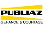 PUBLIAZ GERANCE & COURTAGE