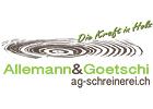 Allemann & Goetschi Schreinerei AG