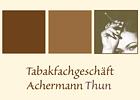 Achermann Tabak Fachgeschäft Thun