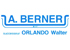 A.BERNER Successeur Orlando Walter