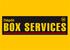 Dépôt BOX SERVICES SA