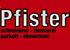 Pfister GmbH seit 1995