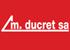 DUCRET M. SA - depuis 1934