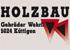 Gebrüder Wehrli Holzbau GmbH