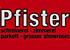 Pfister GmbH seit1995