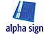Alpha Sign AG Werbetechnik