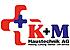K+M Haustechnik AG in Silvaplana